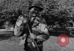 Image of American soldiers Cherbourg Normandy France, 1944, second 54 stock footage video 65675051432