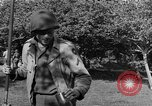 Image of American soldiers Cherbourg Normandy France, 1944, second 59 stock footage video 65675051432