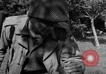 Image of American soldiers Cherbourg Normandy France, 1944, second 60 stock footage video 65675051432