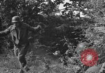 Image of German soldiers Cherbourg Normandy France, 1944, second 12 stock footage video 65675051433