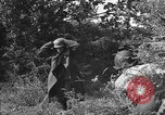 Image of German soldiers Cherbourg Normandy France, 1944, second 39 stock footage video 65675051433