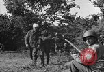 Image of German soldiers Cherbourg Normandy France, 1944, second 45 stock footage video 65675051433