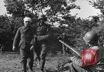 Image of German soldiers Cherbourg Normandy France, 1944, second 47 stock footage video 65675051433