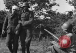 Image of German soldiers Cherbourg Normandy France, 1944, second 48 stock footage video 65675051433