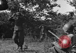 Image of German soldiers Cherbourg Normandy France, 1944, second 53 stock footage video 65675051433