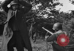Image of German soldiers Cherbourg Normandy France, 1944, second 61 stock footage video 65675051433