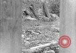 Image of damaged buildings Cherbourg Normandy France, 1944, second 13 stock footage video 65675051434