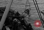 Image of Allied diver Atlantic Ocean, 1944, second 15 stock footage video 65675051435