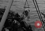 Image of Allied diver Atlantic Ocean, 1944, second 16 stock footage video 65675051435
