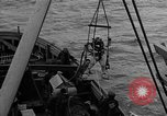 Image of Allied diver Atlantic Ocean, 1944, second 17 stock footage video 65675051435