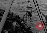 Image of Allied diver Atlantic Ocean, 1944, second 19 stock footage video 65675051435