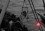 Image of Allied diver Atlantic Ocean, 1944, second 21 stock footage video 65675051435