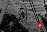 Image of Allied diver Atlantic Ocean, 1944, second 23 stock footage video 65675051435