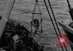 Image of Allied diver Atlantic Ocean, 1944, second 25 stock footage video 65675051435