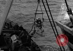 Image of Allied diver Atlantic Ocean, 1944, second 26 stock footage video 65675051435