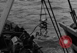 Image of Allied diver Atlantic Ocean, 1944, second 27 stock footage video 65675051435