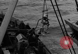 Image of Allied diver Atlantic Ocean, 1944, second 29 stock footage video 65675051435