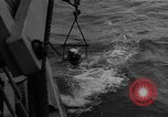 Image of Allied diver Atlantic Ocean, 1944, second 31 stock footage video 65675051435