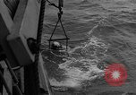 Image of Allied diver Atlantic Ocean, 1944, second 32 stock footage video 65675051435