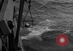 Image of Allied diver Atlantic Ocean, 1944, second 33 stock footage video 65675051435