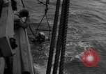 Image of Allied diver Atlantic Ocean, 1944, second 39 stock footage video 65675051435