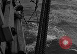 Image of Allied diver Atlantic Ocean, 1944, second 40 stock footage video 65675051435