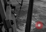 Image of Allied diver Atlantic Ocean, 1944, second 45 stock footage video 65675051435