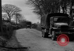 Image of American convoy Cornwall England United Kingdom, 1943, second 21 stock footage video 65675051441