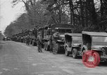 Image of American convoy Cornwall England United Kingdom, 1943, second 37 stock footage video 65675051441
