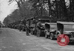 Image of American convoy Cornwall England United Kingdom, 1943, second 38 stock footage video 65675051441