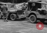 Image of American convoy Cornwall England United Kingdom, 1943, second 41 stock footage video 65675051441