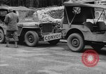Image of American convoy Cornwall England United Kingdom, 1943, second 42 stock footage video 65675051441