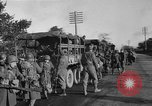 Image of American Army Camp in England United Kingdom, 1943, second 13 stock footage video 65675051442