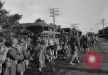 Image of American Army Camp in England United Kingdom, 1943, second 14 stock footage video 65675051442