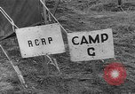 Image of American Army Camp in England United Kingdom, 1943, second 15 stock footage video 65675051442