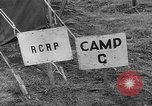 Image of American Army Camp in England United Kingdom, 1943, second 16 stock footage video 65675051442