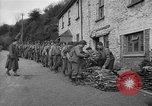 Image of American soldiers United Kingdom, 1944, second 27 stock footage video 65675051444