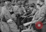 Image of American soldiers United Kingdom, 1944, second 33 stock footage video 65675051444