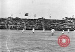 Image of France versus Romania soccer game in 1919 Paris France, 1919, second 14 stock footage video 65675051496