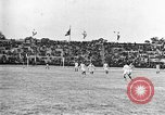 Image of France versus Romania soccer game in 1919 Paris France, 1919, second 15 stock footage video 65675051496