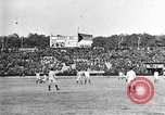 Image of France versus Romania soccer game in 1919 Paris France, 1919, second 35 stock footage video 65675051496