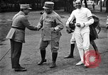 Image of Athletic meet Paris France, 1919, second 8 stock footage video 65675051500