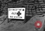 Image of 1st Battalion 32nd Infantry Korea, 1954, second 4 stock footage video 65675051532