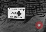 Image of 1st Battalion 32nd Infantry Korea, 1954, second 6 stock footage video 65675051532