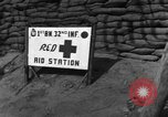Image of 1st Battalion 32nd Infantry Korea, 1954, second 9 stock footage video 65675051532