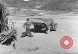 Image of regimental collecting station Korea, 1954, second 34 stock footage video 65675051533