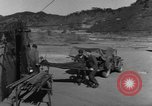 Image of regimental collecting station Korea, 1954, second 60 stock footage video 65675051533