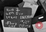 Image of 25th Infantry Division Inchon Incheon South Korea, 1954, second 1 stock footage video 65675051538