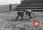 Image of United States soldiers Uijongbu South Korea, 1954, second 25 stock footage video 65675051548