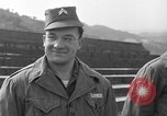 Image of United States soldiers Uijongbu South Korea, 1954, second 34 stock footage video 65675051548